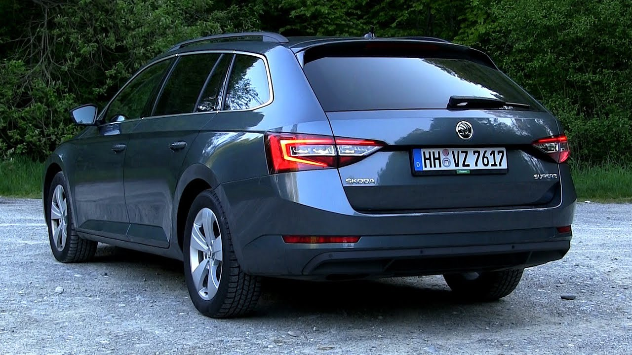 2016 skoda superb iii 2 0 tdi dsg combi 150 hp test drive by test drive freak youtube. Black Bedroom Furniture Sets. Home Design Ideas