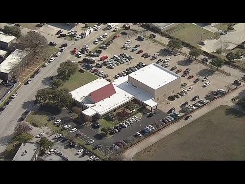 Texas Church Shooting: 2 Dead and 1 Critically Wounded in White ...