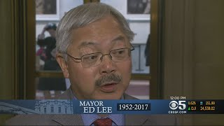 ED LEE 1952-2017: San Francisco Shocked By Sudden Passing Of Mayor