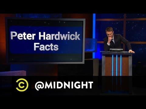 Sara Schaefer, Cash Levy, T.J. Miller - Peter Hardwick Facts - @midnight with Chris Hardwick