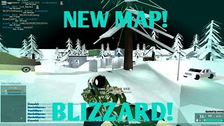 NEW MAP! Blizzard! - ROBLOX Phantom Forces