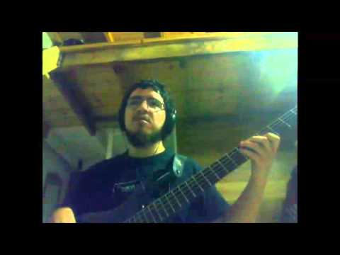 Marvel Vs Capcom 2   Factory Stage Bass Cover Practice