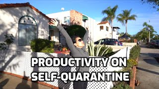 Productivity On Self-Quarantine