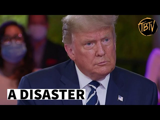 Why The Trump NBC News Town Hall Was A Disaster | Tim Black