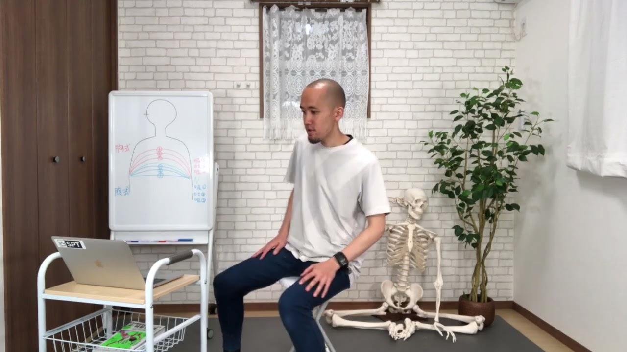 横隔膜と骨盤底筋の基礎(フル)