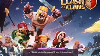 Clash of Clans 2013 best Farming Attrack Real Game Play Over 1 millions of Gold and Elixir Captured