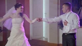 Первый танец молодых Трогательный и нежный  танец жениха и невесты Алина Ваня