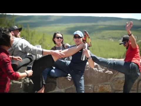 Yellowstone National Park Trip Video - May 2017