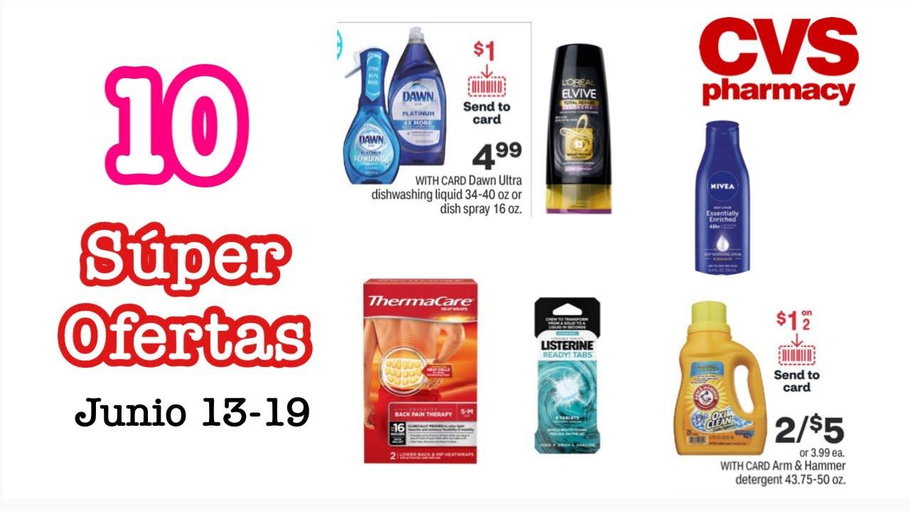 10 Súper Ofertas para Realizar en CVS  Detergente~Papel 🧻~ Listerine por $0.49 🙌🏼