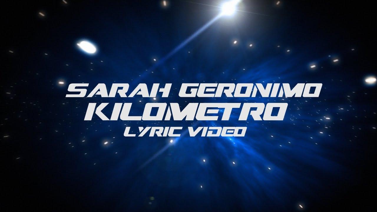 Sarah Geronimo — Kilometro [Official Lyric Video] - YouTube
