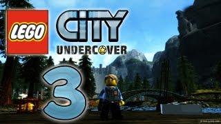 Let's Play Lego City Undercover Part 3: Sturz ins Wasser