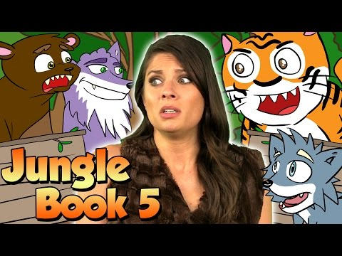 The Jungle Book | Chapter 5 | Story Time With Ms. Booksy At Cool School