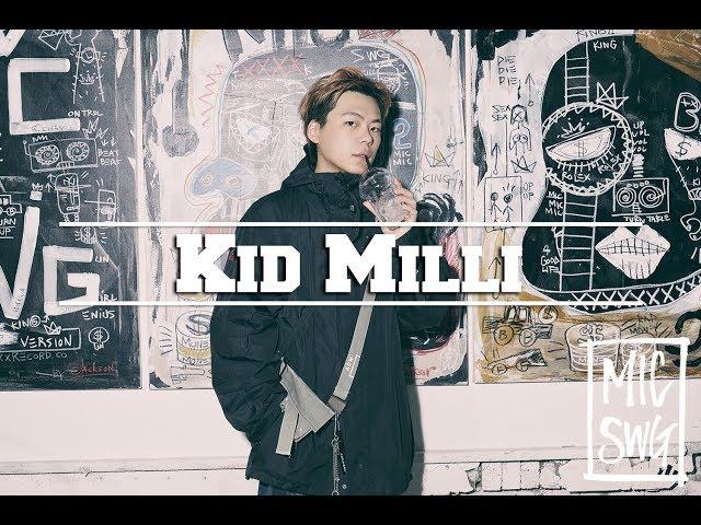 [BLAC·K x MICSWAGGER III] 14 Kid Milli (????)