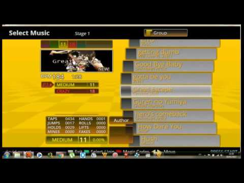 Stepmania K-Pop hits Vol 2  Pump It Up download