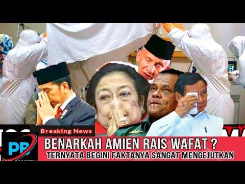 Berita Terkini~ Ungkap Fakta AMIEN RAIS Wafat, Mengejutkan Ternyata Ada Pesan Terakhir Untuk Jokowi