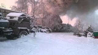 Pożar w Stanisławowie