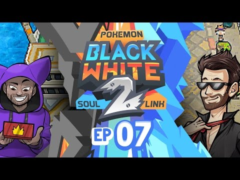 "Pokémon Black 2 & White 2 Soul Link Randomized Nuzlocke w/ ShadyPenguinn! - Ep 7 ""It isn't fair"""