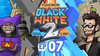 "Pokémon Black 2 & White 2 Soul Link Randomized Nuzlocke w/ ShadyPenguinn! - Ep 7 ""It isn't fair"""