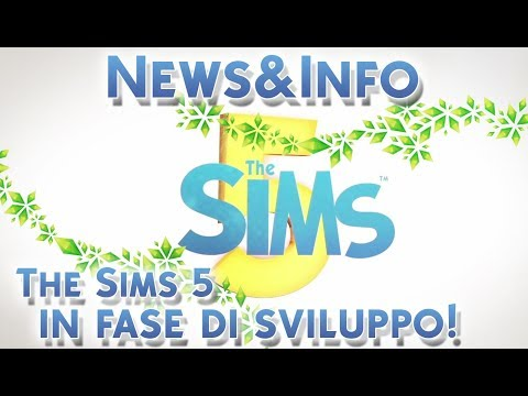 THE SIMS 5 IN FASE DI SVILUPPO!THE SIMS ITA[NEWS&INFO] thumbnail