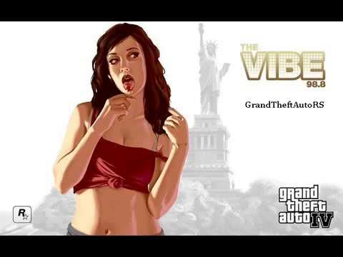 GTA4  The Vibe 98 8  Jill Scott   Golden