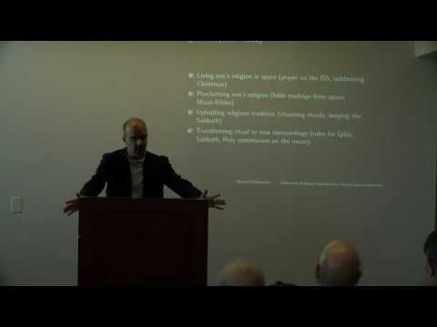 Michael Waltemathe - Religious Opposition - 19th Annual International Mars Society Convention
