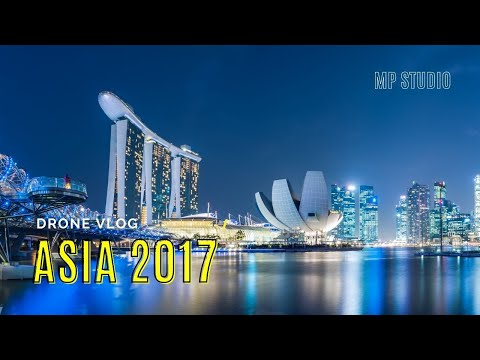 ASIA TRAVEL    DRONE VIDEO