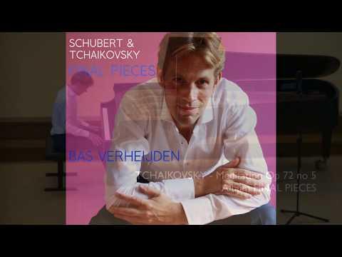 Tchaikovsky - Méditation Opus 72 No 5 , Bas Verheijden