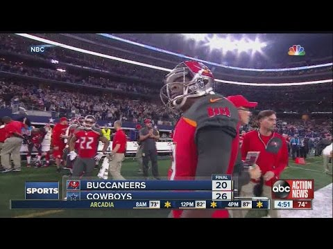 Bucs still in playoff push after Cowboys loss