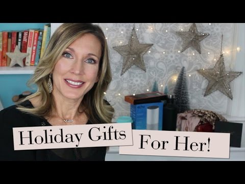 Holiday Gift Guide  ~ Affordable Gifts for Her!