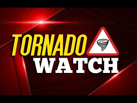 EAS tornado watch #85 for Delaware and Maryland