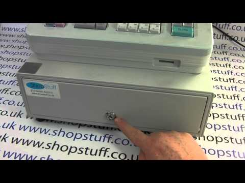 Sharp Cash Register Drawer Won't Open / How To Open Locked Sharp Cash Register