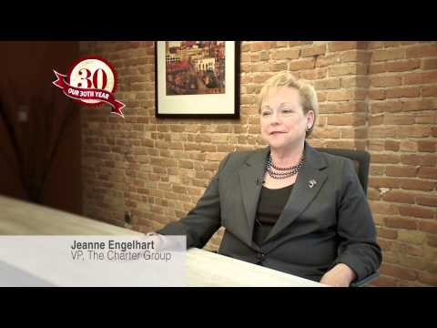 Grand Rapids Business Journal - 30 Years - Jeanne Engelhart - The Charter Group