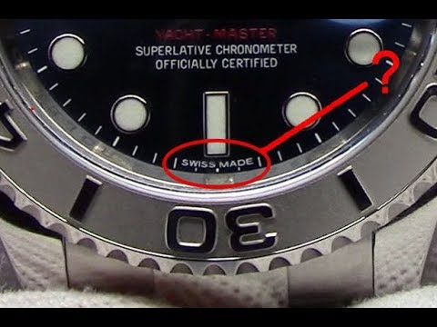 What is a Swiss Made watch and what are the requirements? - Watch and Learn #34