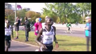 2014 Berlin Marathon WR highlights