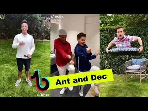 "Ant and Dec TikTok - Best British Duo Presenters ""Ant and Dec Do Tik Tok"""