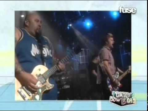 bowling for soup - baby one more time (live daily download ...