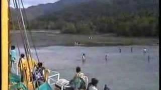 Tour of Temotu Province by ship: Utupua to Vanikoro