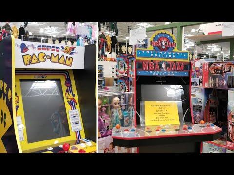 Costco ARCADE 1UP - NBA Jam Tournament Edition Arcade Machine $399 | Super Pac Man $399 from Sterling W
