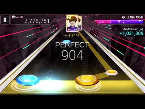 [SUPERSTAR SMTOWN] EXO-K - TEMPO (Hard) Mp3