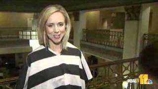 Sarah Gets Locked Up! (Not Really)