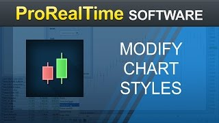 How to modify chart styles - ProRealTime