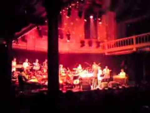 Arthur Verocai  - Na Boca do Sol live @ Paradiso Amsterdam