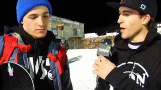 2011 X Games Real Street Urban Comp - TransWorld SNOWboarding
