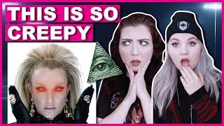 THE TOP Creepy & Shocking Celebrity Conspiracy Theories