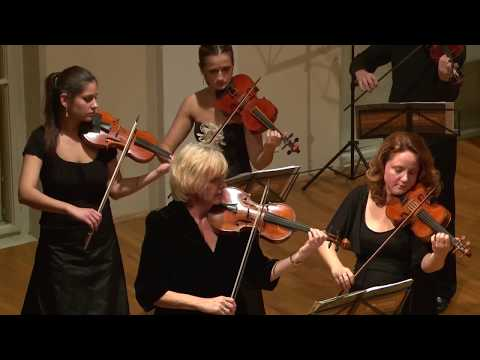 J.S.Bach - Air & Gavotte - Orchestral Suite No. 3 -  Crobaroque & C. Mackintosh