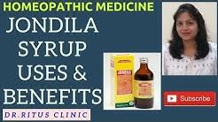 Jondila - Jondila Syrup Homeopathy Medicine Uses & Symptoms In Details