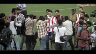 Atletico de kolkata theme song original Arijit Singh official song fatafati football