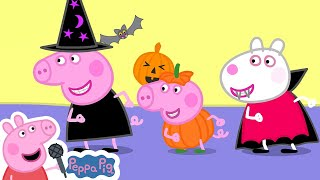 Peppa Pig Halloween Songs | Peppa Pig Songs | Nursery Rhymes + Kids Songs