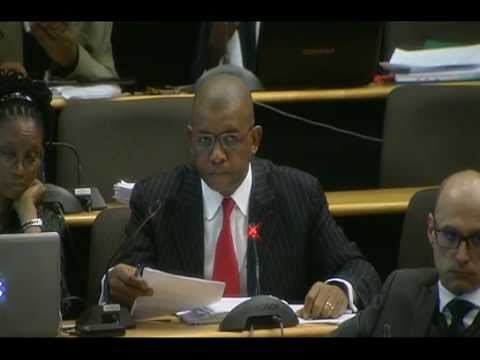 Marikana Commission of Inquiry, 27 August 2014: Session 1