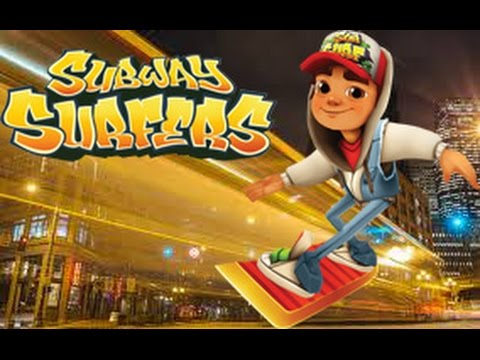Subway Surfers Venice / Timelapse Gameplay HD #1